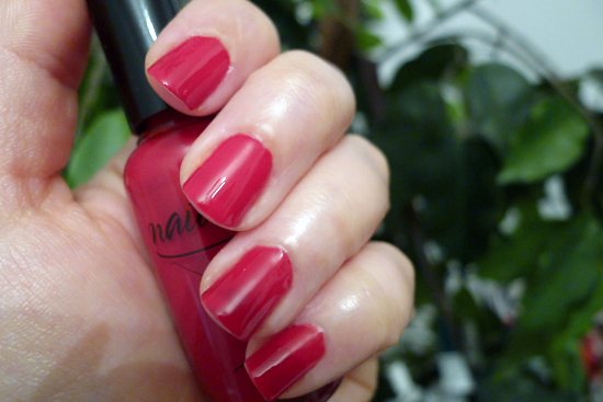 Nailtini &quot;Bloody Mary&quot; Nail Polish from January 2013 Ipsy Glam Bag