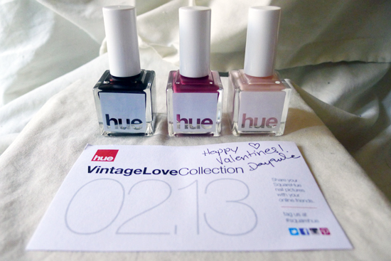 SquareHue February 2013: Vintage Love Collection