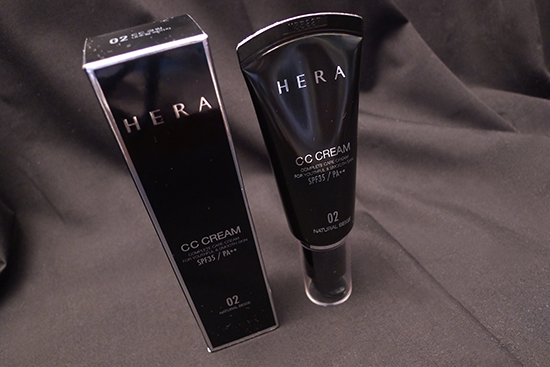 Hera Complete Care (CC) Cream in 02 Natural Beige