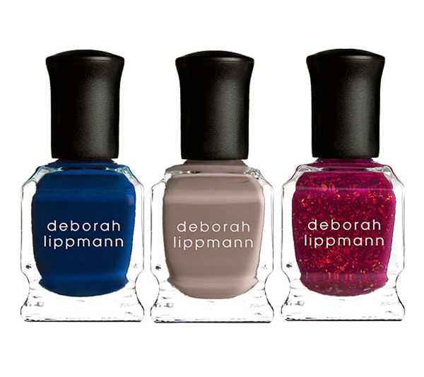 Deborah Lippmann She's Always a Woman Nail Polish Trio