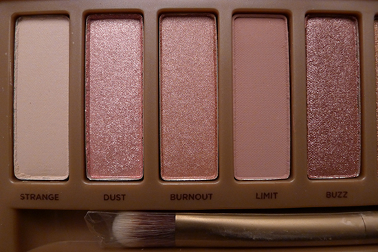 Urban Decay Naked3 Palette